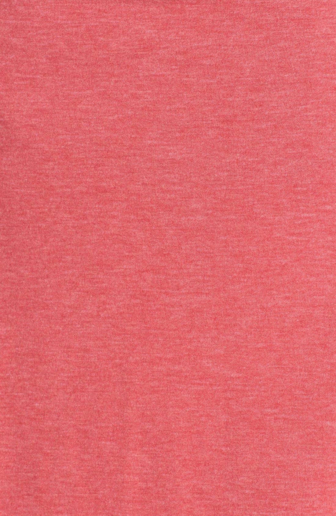 ,                             One-Button Fleece Wrap Cardigan,                             Alternate thumbnail 204, color,                             658