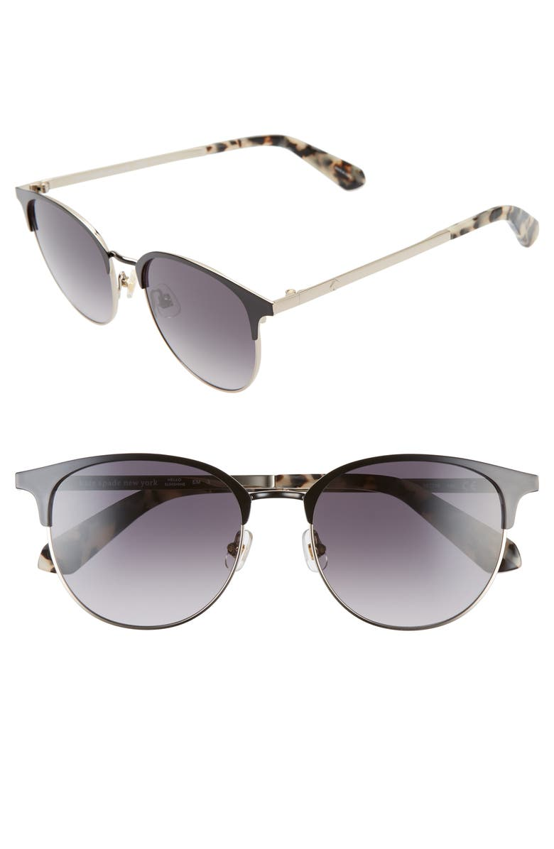 c5639458f461 kate spade new york joelynn 52mm sunglasses | Nordstrom