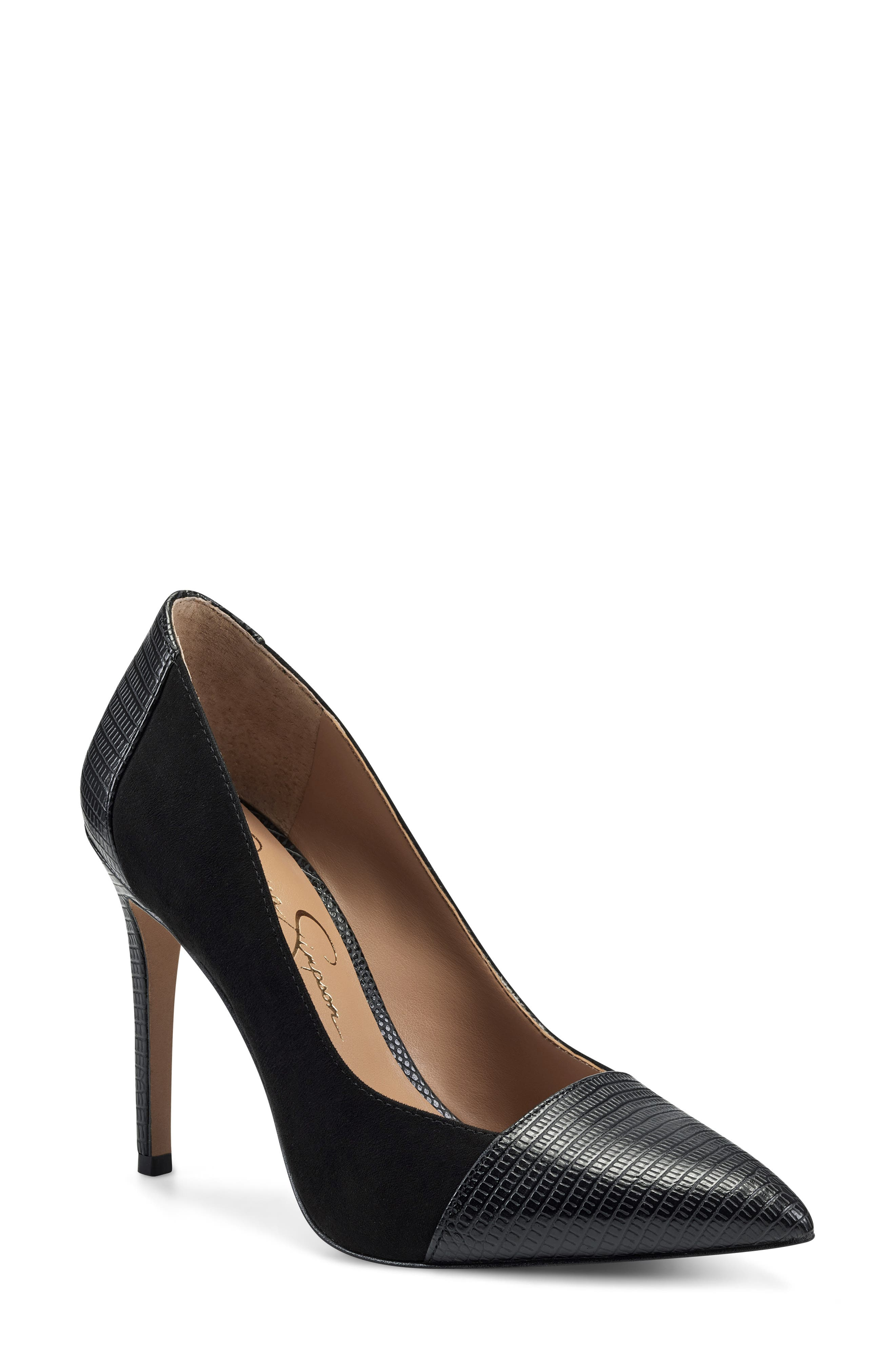 Poali Pointed Toe Pump
