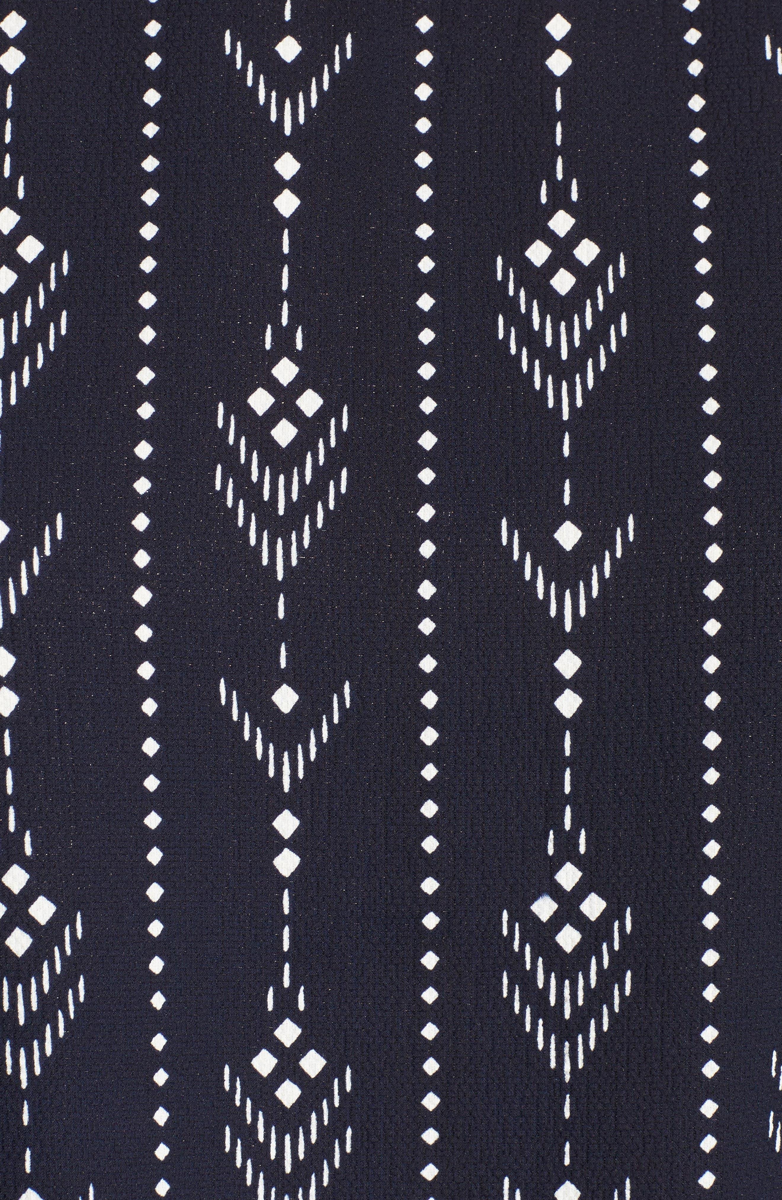 ,                             Ruffled Handkerchief Hem Top,                             Alternate thumbnail 88, color,                             422