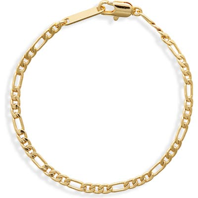 Jenny Bird Amaal Curb Chain Link Bracelet