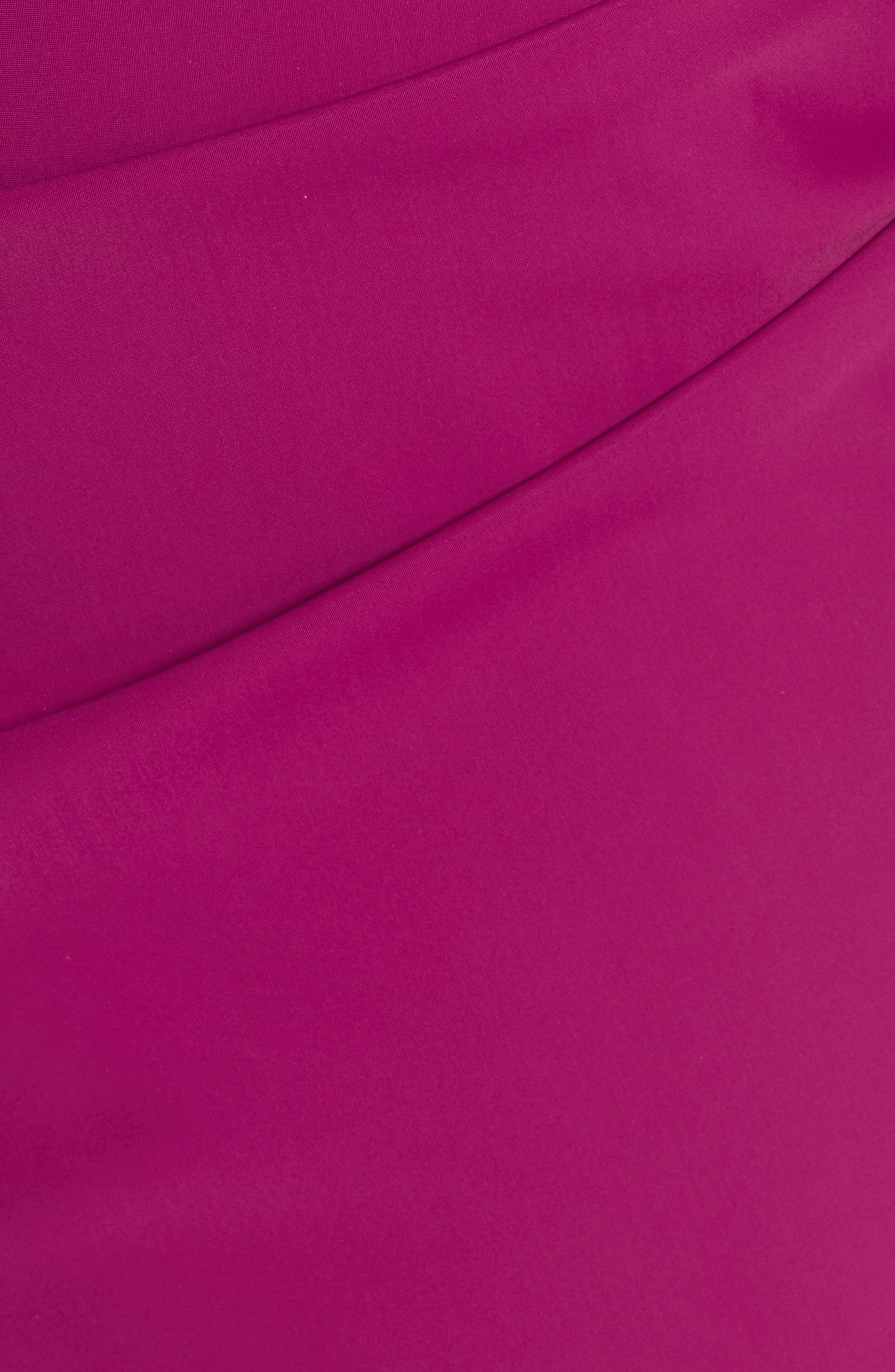 ,                             Bell Sleeve Sheath Dress,                             Alternate thumbnail 6, color,                             PASSION