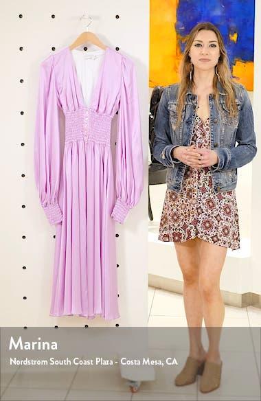 Syros Silk Dress, sales video thumbnail