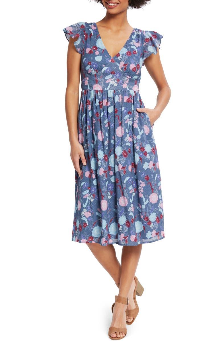 4cd667f99991 ModCloth Truly You Midi Dress (Regular & Plus Size)   Nordstrom