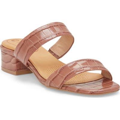 Cc Corso Como Faeya Slide Sandal- Pink