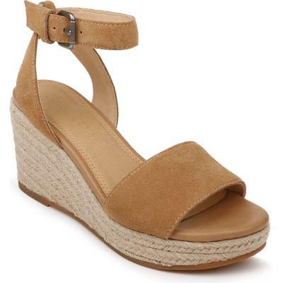 Splendid Arianna Espadrille Wedge Sandal, Beige