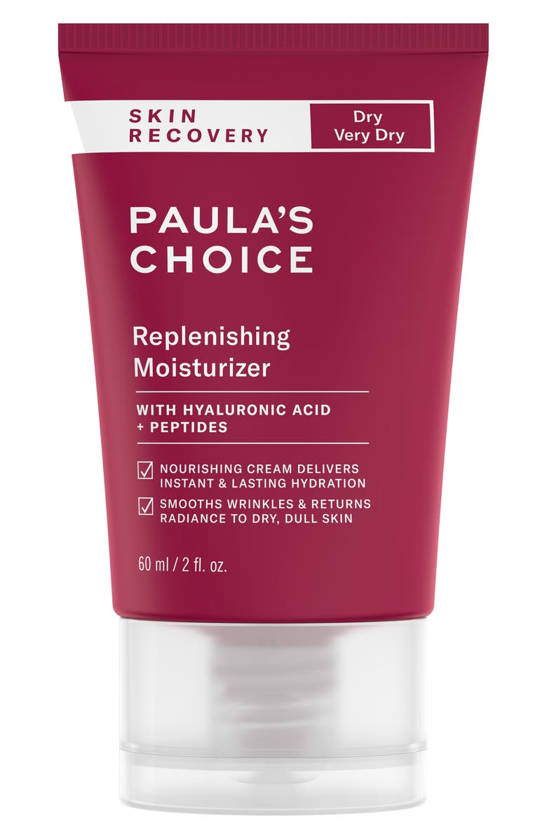 PAULA'S CHOICE Skin Recovery Replenishing Moisturizer, Main, color, NO COLOR