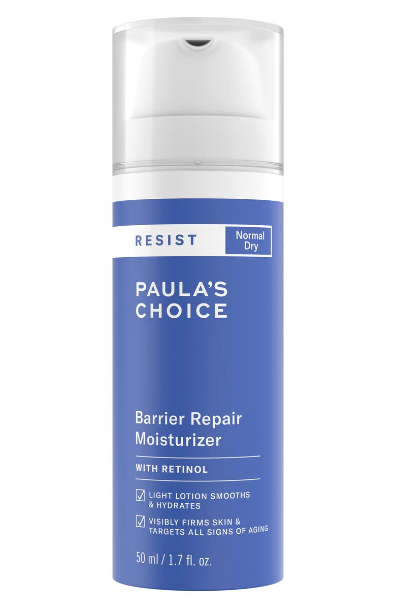 PAULA'S CHOICE Resist Barrier Repair Moisturizer, Main, color, NO COLOR
