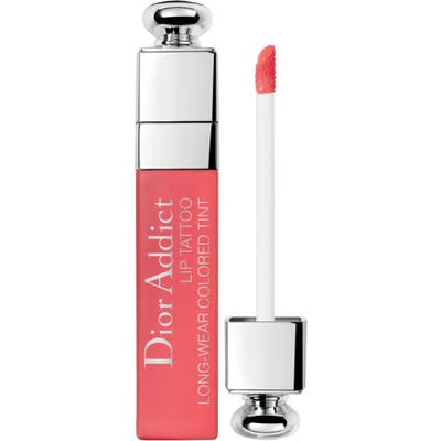 Dior Addict Lip Tattoo Long-Wearing Color Tint - 451 Natural Coral