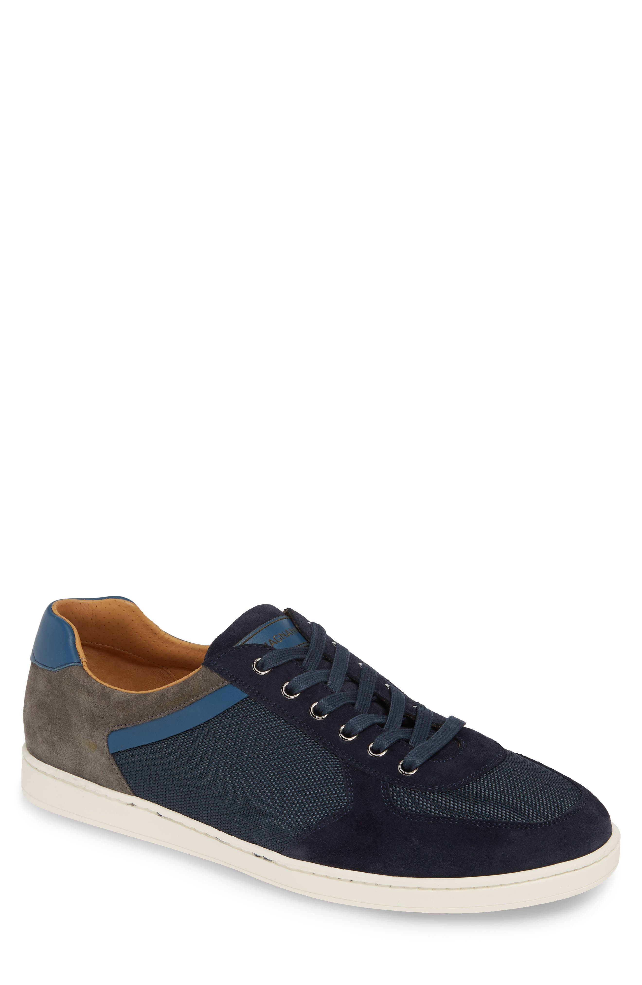 ,                             Echo Sneaker,                             Main thumbnail 1, color,                             NAVY SUEDE
