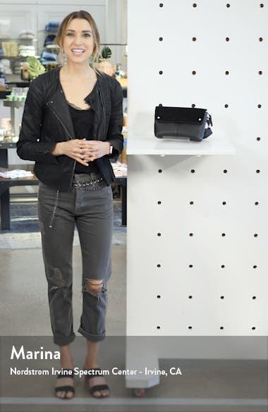 Montana Leather Belt Bag, sales video thumbnail