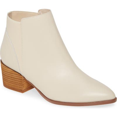 Chinese Laundry Finn Bootie- Ivory