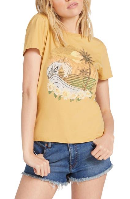Image of Volcom Stoked On Stone T-Shirt