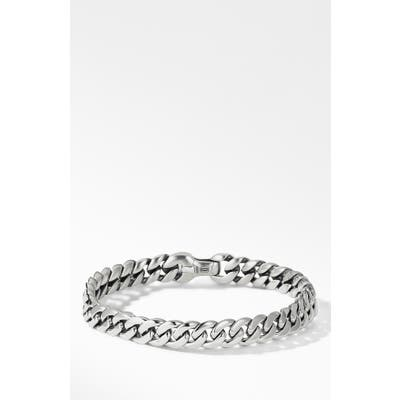 David Yurman Curb Chain Bracelet, m
