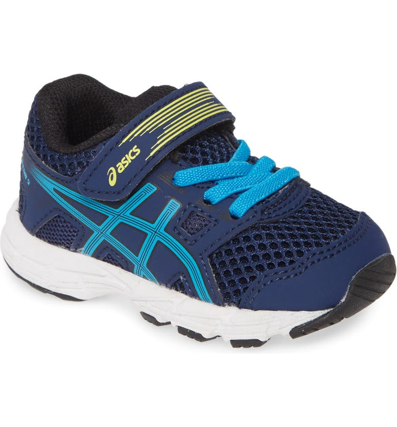 ASICS<SUP>®</SUP> GEL-Contend 5 TS Running Sneaker, Main, color, BLUE EXPANSE/ ISLAND