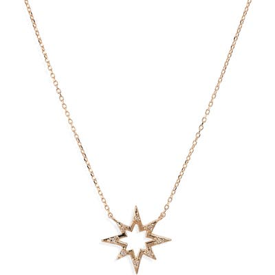 Anzie Star Pendant Necklace