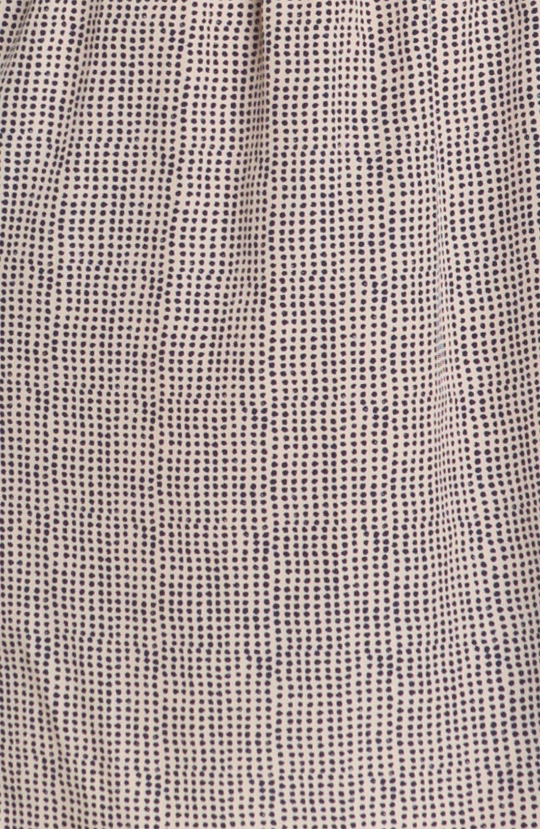 ,                             Print Dress,                             Alternate thumbnail 5, color,                             410