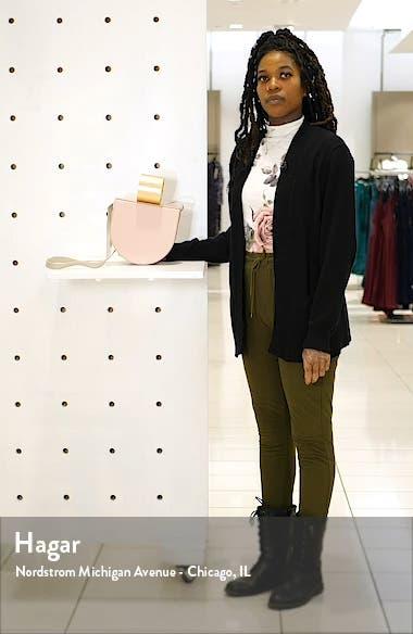 D'Estrëe Mini Lucio Cuff Handle Leather Bag, sales video thumbnail