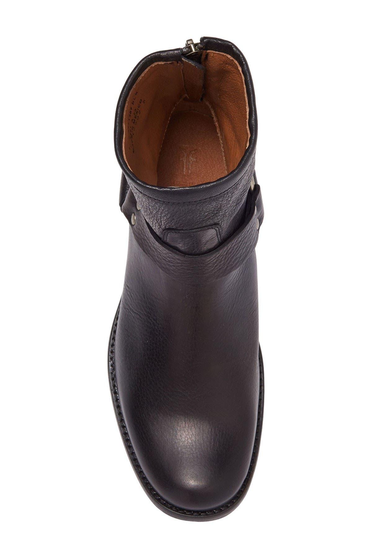 Frye Portia Harness Short Boot
