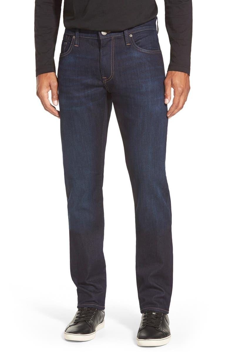 MAVI JEANS Jake Slim Fit Jeans, Main, color, RINSE BRUSHED WILLIAMSBURG