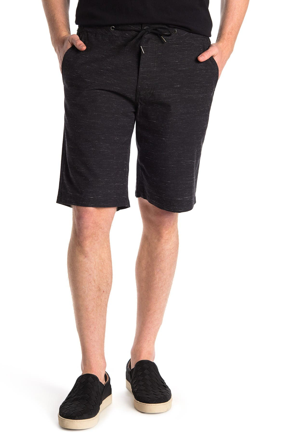 Image of Ezekiel Pali Heathered Drawstring Shorts
