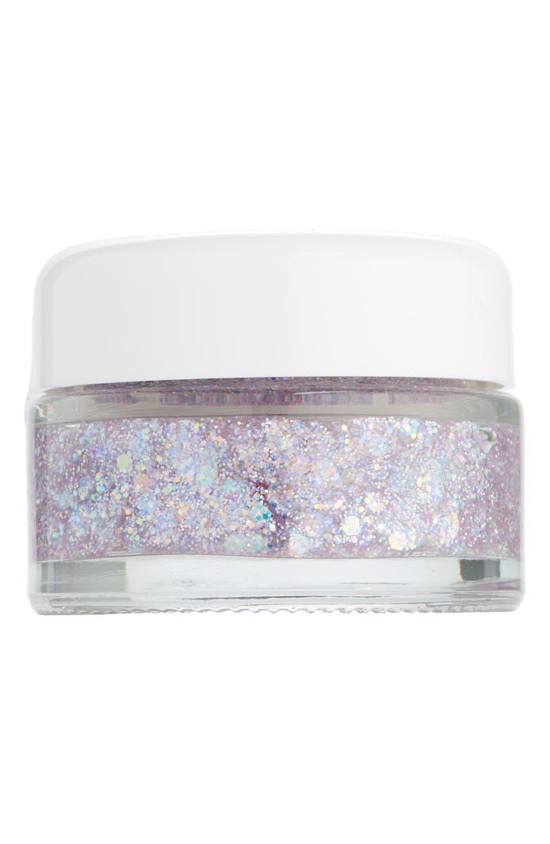 LEMONHEAD.LA Spacejam Ultra Luxe Glitter Balm, Main, color, LADY MERCURY