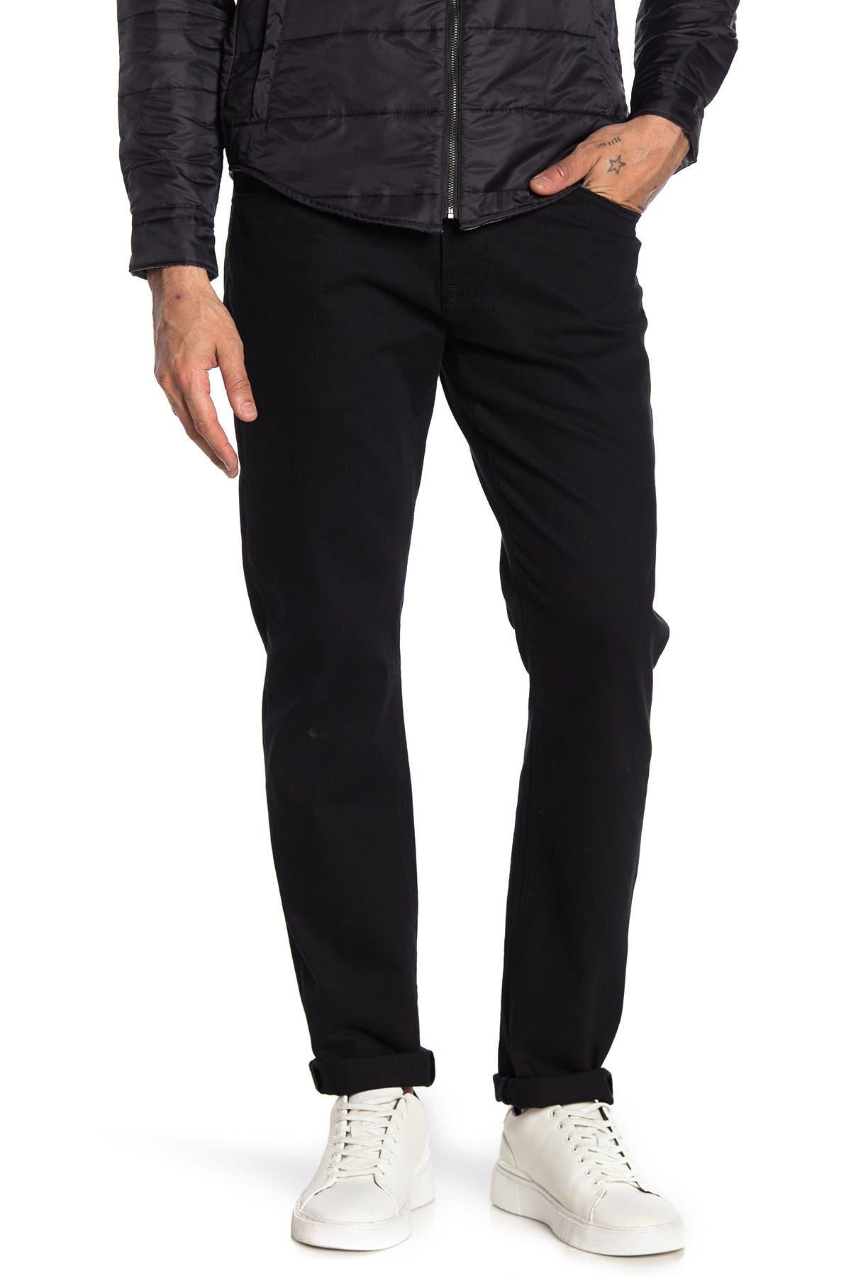 "Image of Mavi Marcus Soho Straight Jeans - 32"" Inseam"