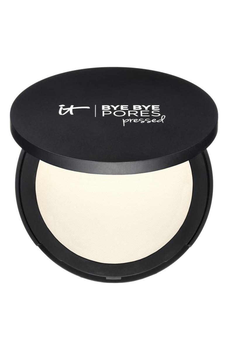 IT COSMETICS Bye Bye Pores Pressed Setting Powder, Main, color, NO COLOR