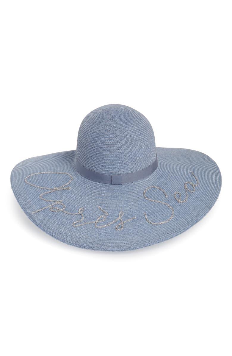 EUGENIA KIM Bunny Après Sea Sun Hat, Main, color, 400