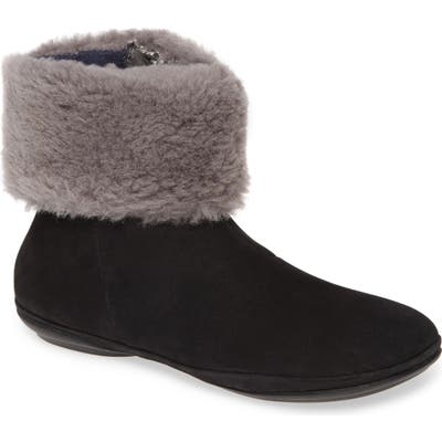 Camper Right Nina Bootie, Black