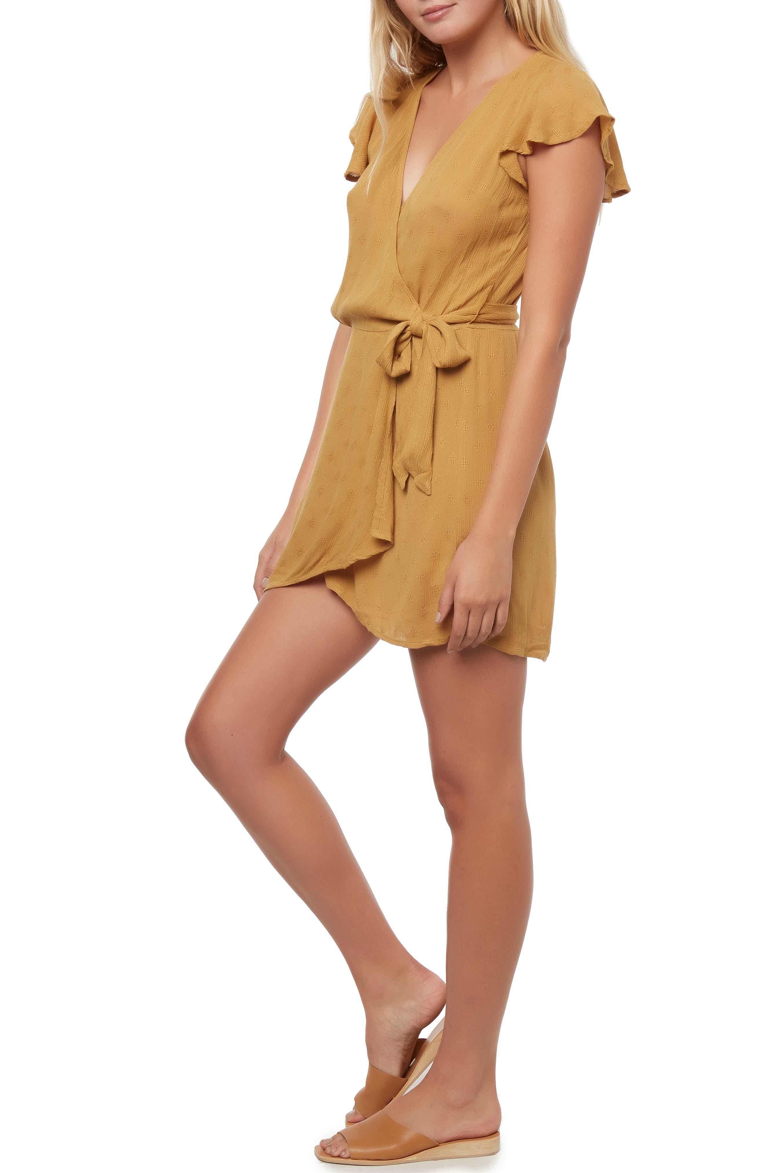 ,                             Maureen Wrap Dress,                             Alternate thumbnail 7, color,                             700