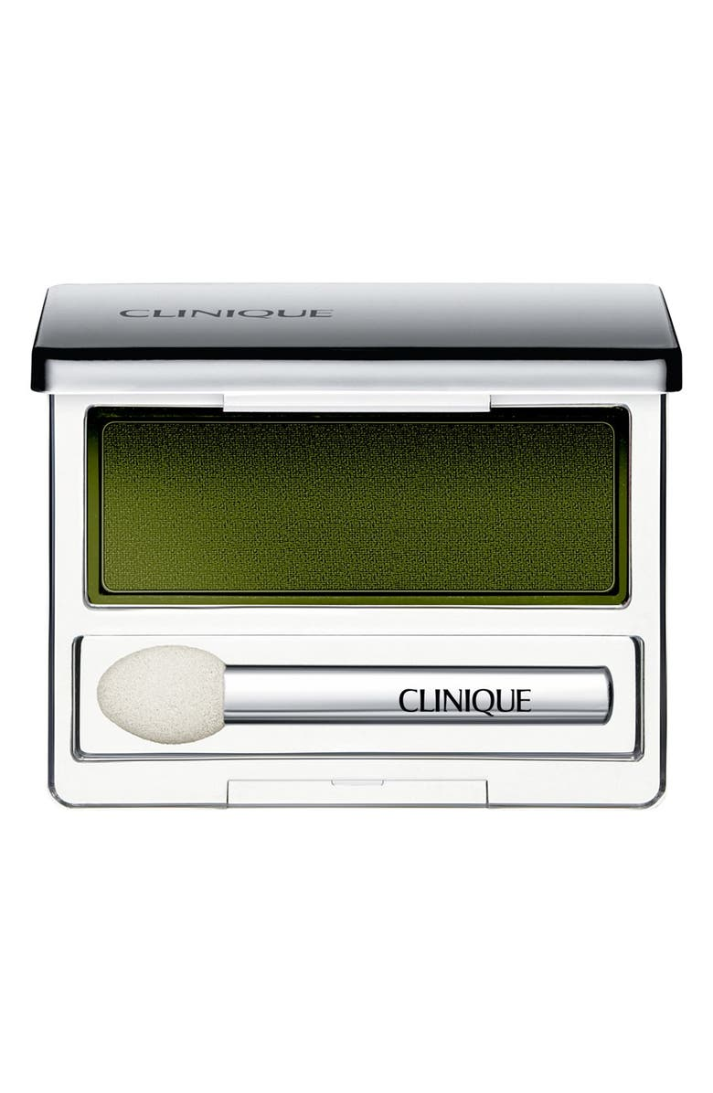 CLINIQUE All About Shadow<sup>™</sup> Single Eyeshadow, Main, color, BLACK JADE