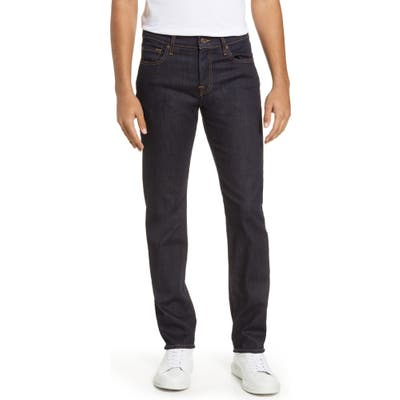7 For All Mankind Luxe Slimmy Straight Leg Jeans Blue