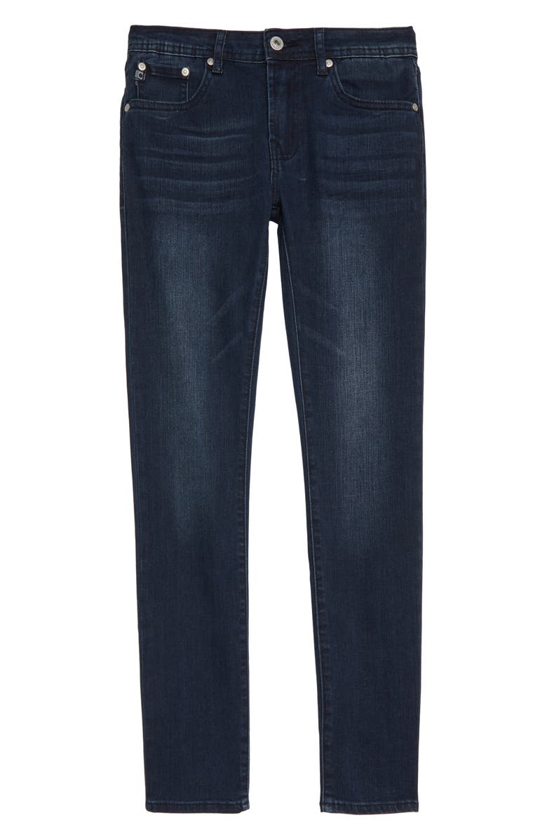 AG ADRIANO GOLDSCHMIED KIDS The Kingston Slim Jeans, Main, color, 2 YEARS ABACUS