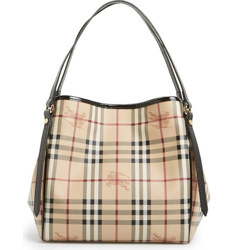 351f927a16c Burberry 'Haymarket Check - Small Canterbury' Tote | Nordstrom