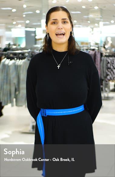 Rolini Pleated Short Dress, sales video thumbnail