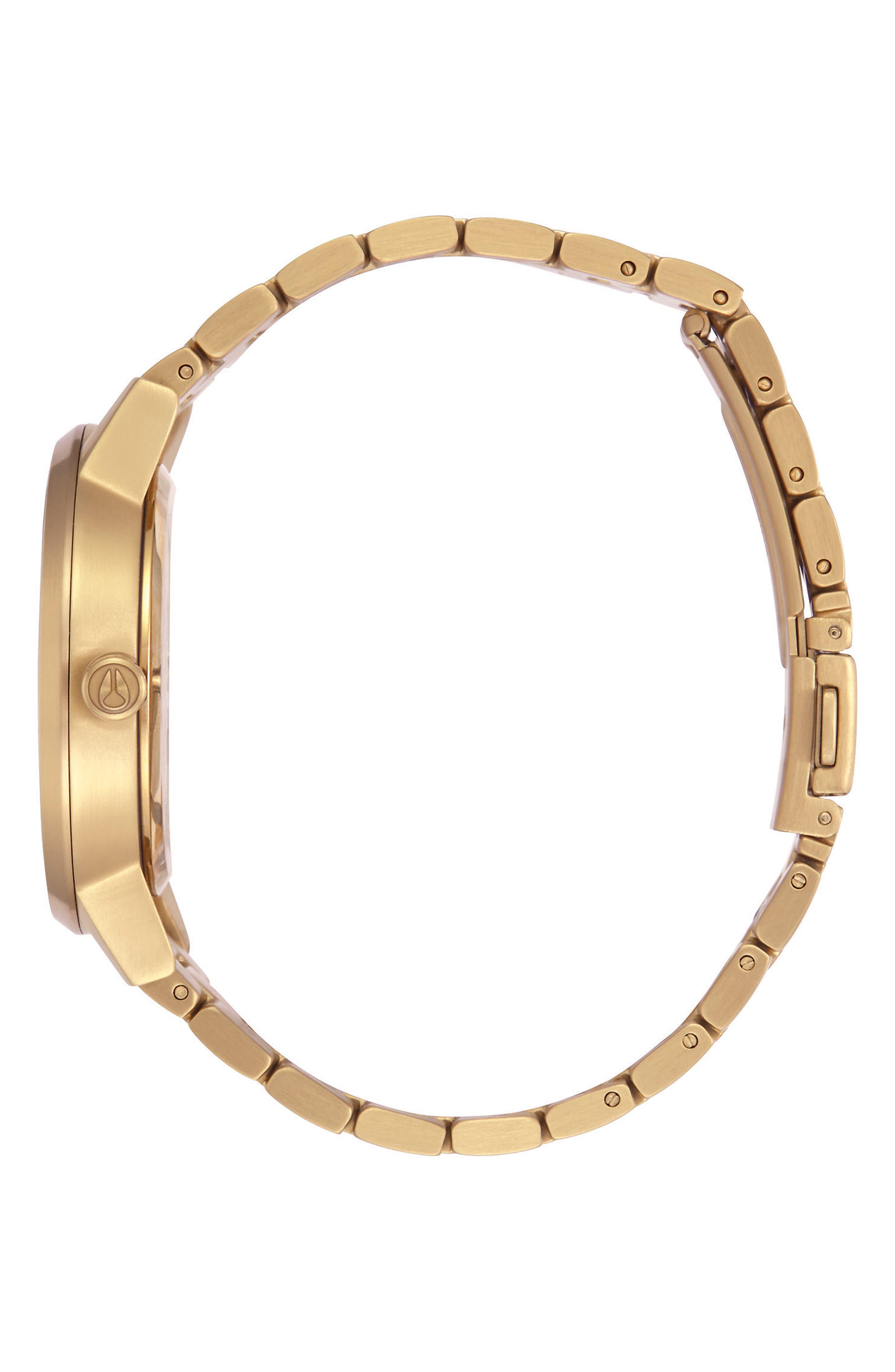 ,                             'The Kensington' Leather Strap Watch, 37mm,                             Alternate thumbnail 12, color,                             710
