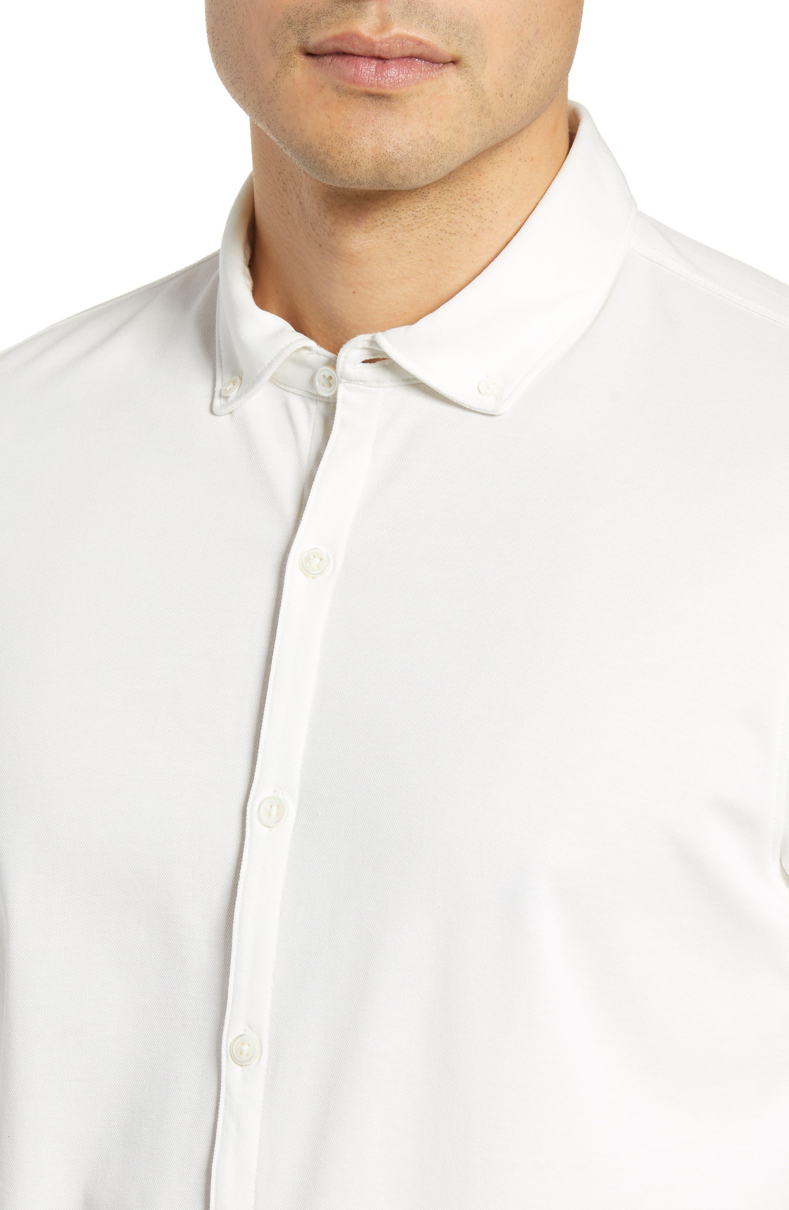 ,                             Caruth Regular Fit Short Sleeve Sport Shirt,                             Alternate thumbnail 16, color,                             100