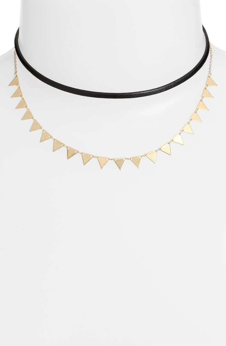 JULES SMITH 'Bridgit' Choker, Main, color, 710