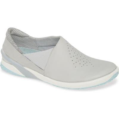 Ecco Biom Life Slip-On Sneaker, Grey
