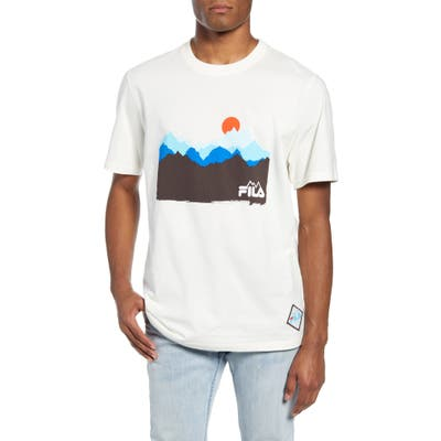 Fila Explorer Logo T-Shirt, White