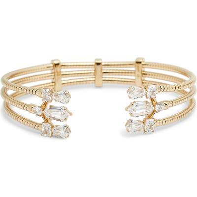 Nadri Eliza Flexi Cuff Bracelet
