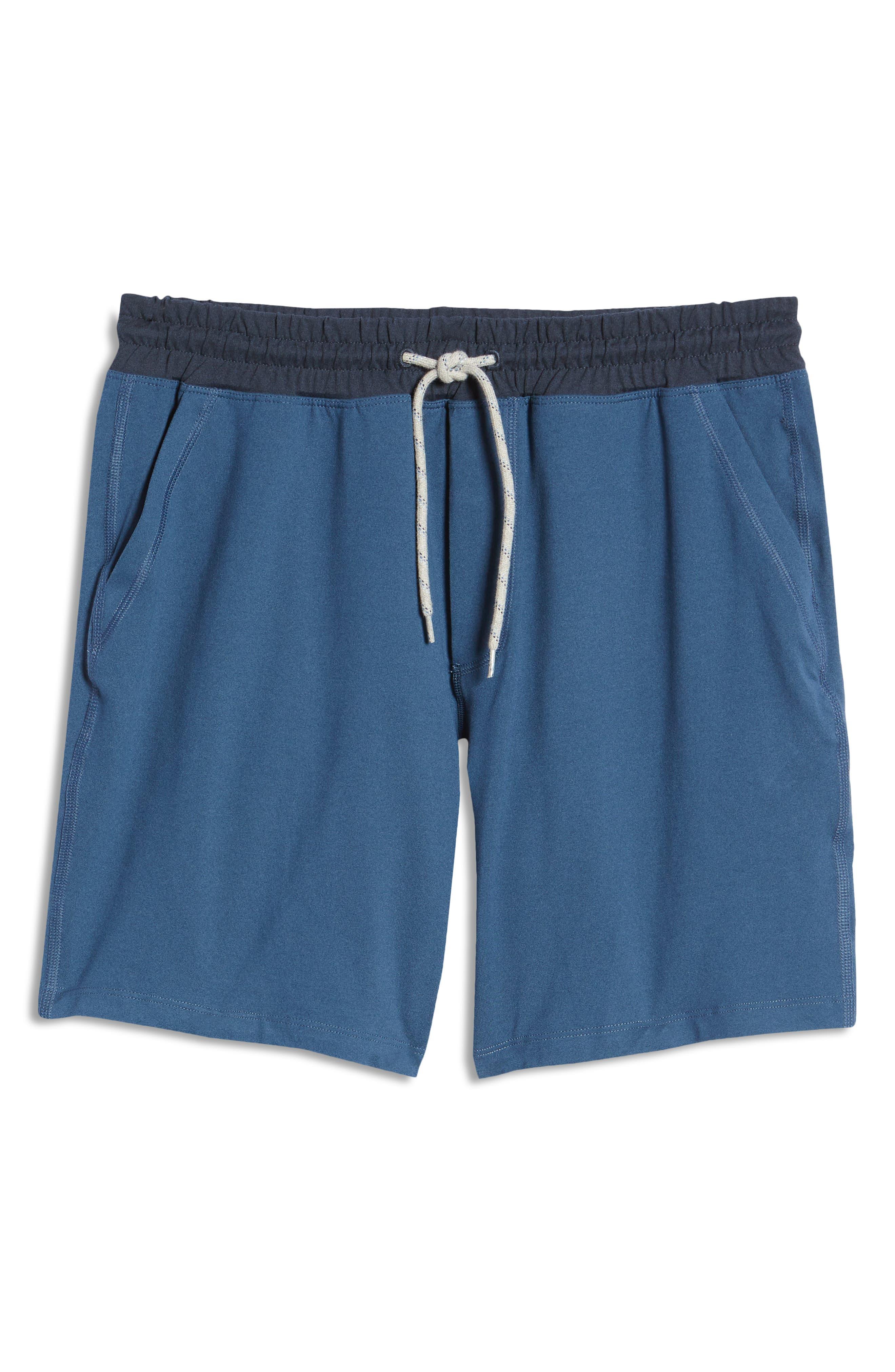 Men's Re-Spun Pocket Yoga Shorts