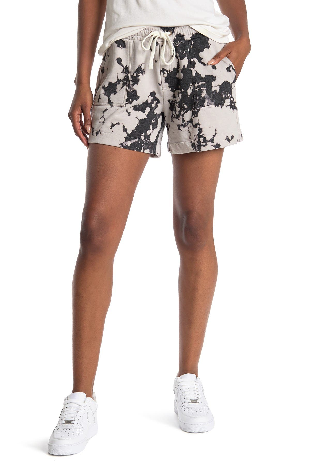 Image of MAUBY French Terry Pull-On Shorts