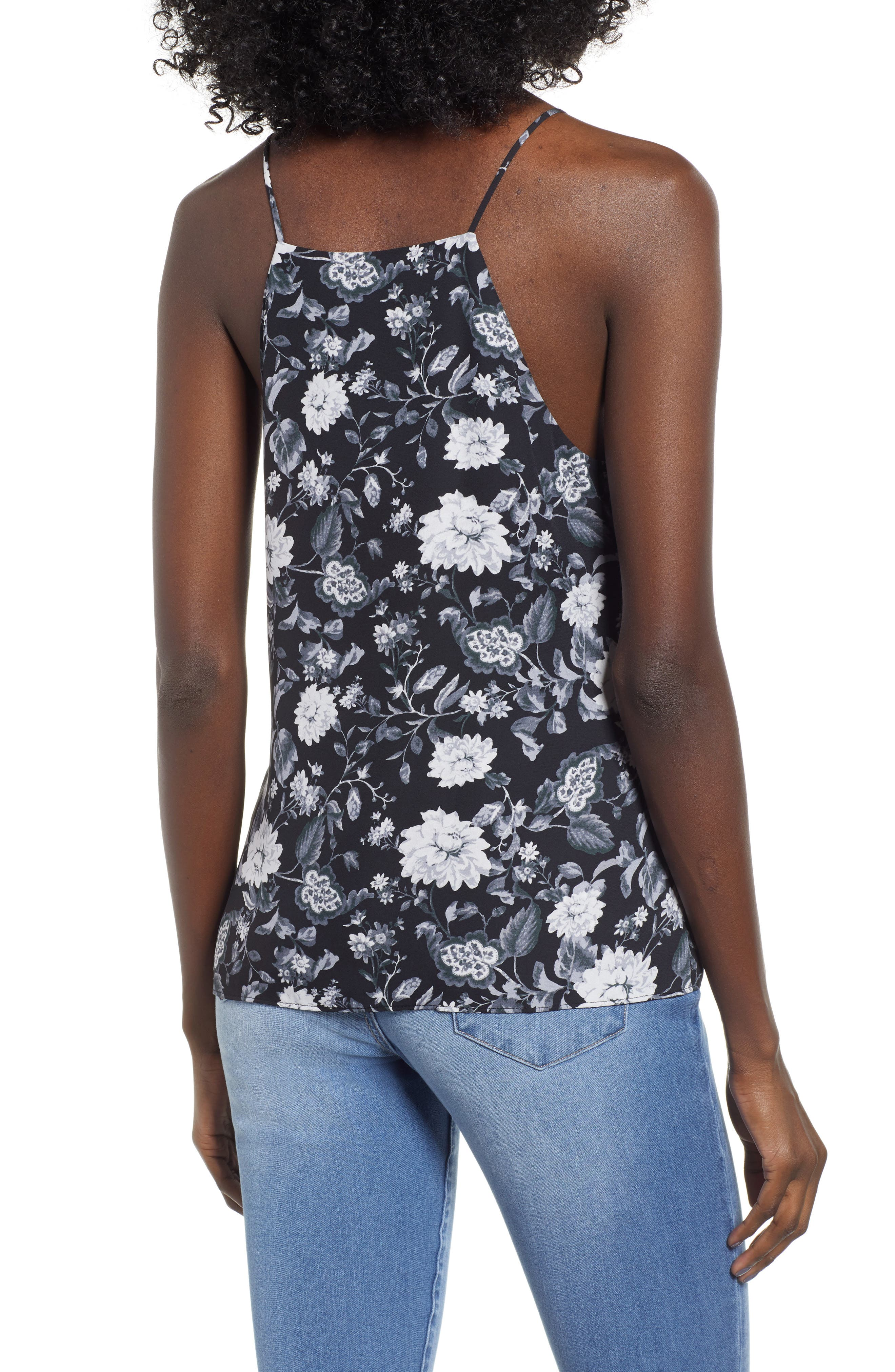 ,                             Posie Strappy Camisole,                             Alternate thumbnail 117, color,                             005