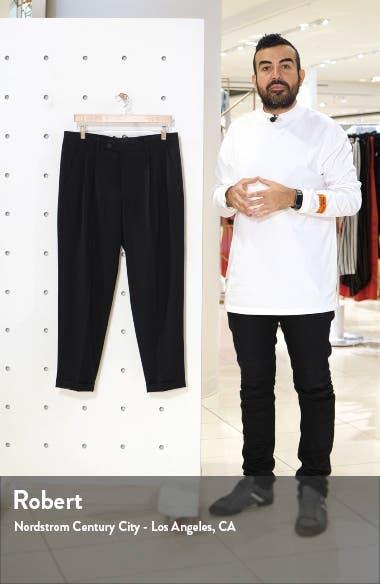 Portman Regular Fit Crop Pants, sales video thumbnail