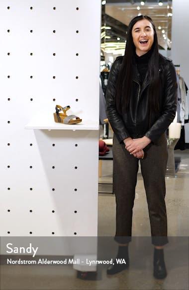 Eshana Wedge Sandal, sales video thumbnail