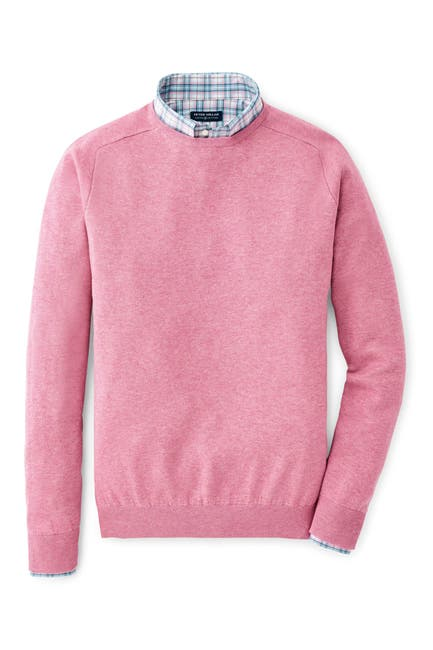 Image of Peter Millar Crown Crafted Crew Neck Sweater