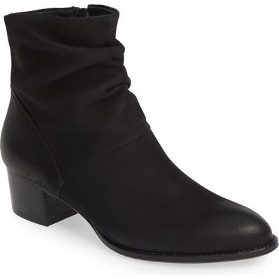 Paul Green Brianna Slouchy Bootie, US/ 2.5UK - Black