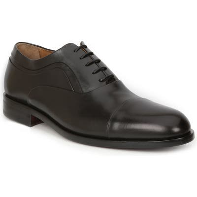 Bruno Magli Sassiolo Cap Toe Oxford, Black
